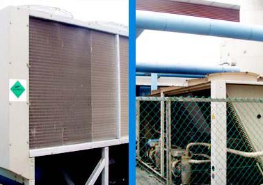 3. Maintenance of Air Cool Chiller.