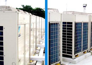 4. Installation and Maintenance of VRV Condensers.