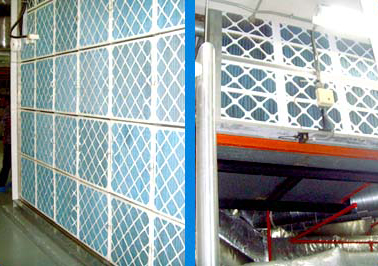 8. Replacement of AHU Filters.